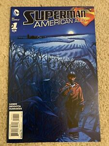 Superman Unchained #1-3 And Superman American Alien #1-3