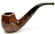 Peterson Aran Billiard Bent Medium Briar Pipe with a Free Pipe Tool (68)
