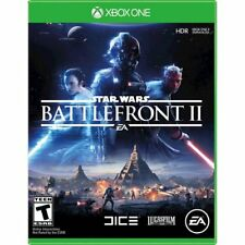 Star Wars: Battlefront II 2 (Xbox One XB1) Brand New Factory Sealed
