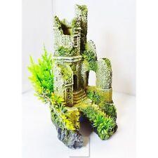 Polyresin Synthetic Aquarium Castles