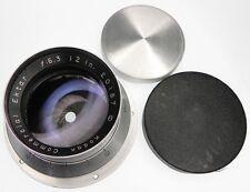 Kodak Commercial Ektar 12in f6.3 Barrel Lens  #EO187