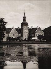 1924 Original SCANDINAVIA Photo Gravure Danish Denmark Logismose Architecture