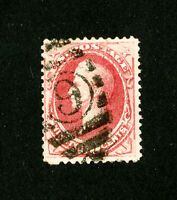 US Stamps # 155 F-VF Neat Cancel Fresh Scott Value $325.00