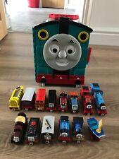 Thomas The Tank Engine Take N Play Bundle Carry Case 14 Trains CHRISTMAS #2