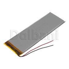 New 3.7V 3500mAh Internal Li-ion Polymer Built-in Battery 131x44x4mm 29-16-0944