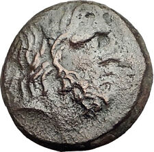 PHARNAKEIA in PONTUS MITHRADATES VI the GREAT Time Zeus Eagle Greek Coin i65141