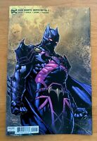 DARK NIGHTS DEATH METAL 5 Finch Pitch Black Variant DC 2020 NM