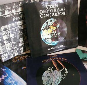 Van Der Graaf Generator Peter Hammil VINYL COLLECTION  6LP