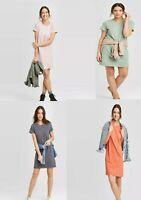 Women's Short Sleeve T-Shirt Dress - Universal Thread™ CHOOSE