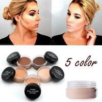 """Face Makeup Concealer Foundation Palette Creamy Moisturizing Concealer"""" Hot"""