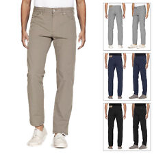 Pantalone Uomo Comodo Cotone Leggero Jeans 5 Tasche Regular Elasticizzato VEQUE