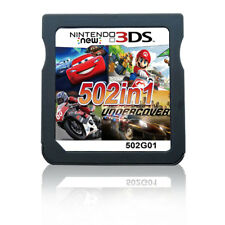 502 In 1 Video Game Card For NDS NDSL 2DS 3DS NDSI All Version