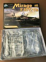 Kitty Hawk KH80111 1/48 Mirage F.1CT/CR Model kit