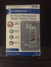 Intermatic Mechanical Water Heater Timer 250  WH40 Little Box