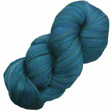 AIR MERINO Super Bulky Wool Yarn QUICK KNIT soft chunky Living Dreams ATLANTIC