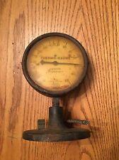 Vintage U.S. NY Gauge Co. Thermo-Gauge