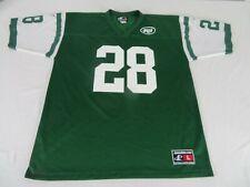 Curtis Martin Logo Athletic New York Jets Jersey Size Large Vintage