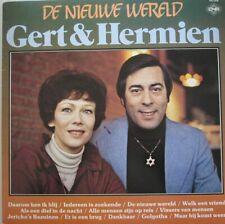 GERT & HERMIEN - DE NIEUWE WERELD -  LP