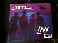 Slip Double: The Libertines : Live 2015 Glasgow Academy : 2 CDs