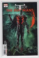 Death of Inhumans Issue #2 Marvel Comics (8/1/18 1st Print)