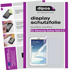 2x Samsung Galaxy Note 8.0 N5100 Film de protection d'écran cristal clair