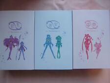 Sailor Moon Stick Rod 5 3-Piece Set New Japan Limited Rare