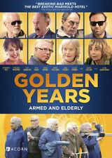 PRE ORDER: GOLDEN YEARS - DVD - Region 1