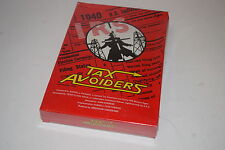 TAX AVOIDERS Atari 2600 Video Game NEW In BOX American Videogames