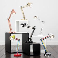 Modern Adjustable GU10 Reading Desk Lamp Bedside Table Light Lounge Lights Home