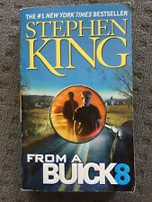 From a Buick 8 by Stephen King (PB, 2003, 1st edition)