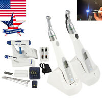 dental cordless LED + endo motor reciprocating 16:1 + Obturation Heat Pen Gun