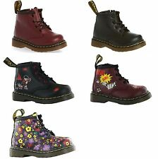 Dr. Martens Leather Upper Shoes for Boys