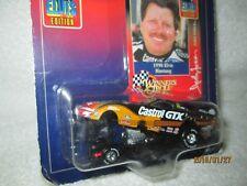 JOHN FORCE Castrol GTX Funny car NHRA elvis tribute car ACTION 1/64 card bent