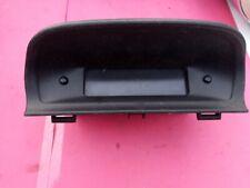 Peugeot 307 Dashboard Multi-Media Screen Display Unit Part No 9649090377 B00