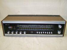 Vecchia DDR radio RFT, rema Arietta, vintage design in legno