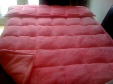 8 lb WEIGHTED THERAPY BLANKET, Autism, Aspergers, ADHD, Sensory, INSOMNIA