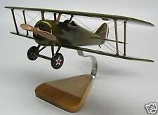S-4-B Scout Thomas-Morse S-4B Airplane Wood Model Big