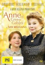 Anne Of Green Gables A New Beginning DVD New and Sealed Australia Region 4