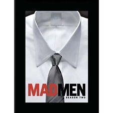 Mad Men - Season Two 2 (DVD, 2009, 4-Disc Set, Canadian; Shirt Box Packaging)