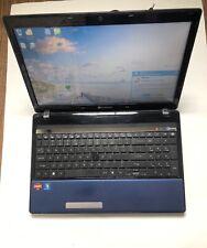 """New listing 15.6"""" Gateway Nv53A52u Laptop Amd-P540@2.4Ghz 4Gb Ram Windows 7"""