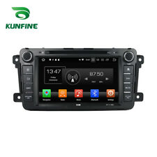 Octa Core Android 8.0 Car Stereo DVD GPS Player Navigation for Mazda CX-9 07-17