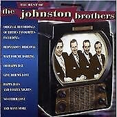 THE JOHNSTON BROTHERS - THE VERY BEST OF - CD NEW & SEALED