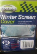 Winter Anti Frost Car Windscreen Cover Snow Ice Protection Window Guard Screen