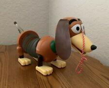 Toy Story Slinky Dog Disney Pixar Pull Figure Sounds Stretch Disney Store London