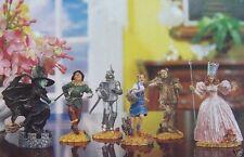 1999 Wizard of Oz 6 Vienna Bronze Miniatures RON SPICER Museum Quality Rare!