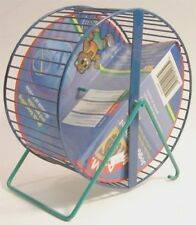 "Penn Plax Hamster And Gerbil Exercisers Large Jogging Wheel-7"" D. SAM33 NEW"