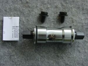 YST Reparaturtretlager BSA 4 Kant 110-127 mm 68/70 mm ovp bottom bracket