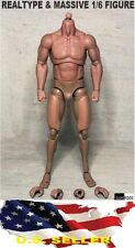 GangHood 1/6 Scale Muscular Body 1.0 Version For Hot Toys Bane Head ❶USA❶