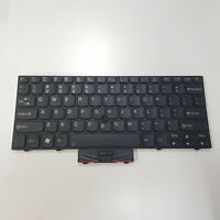 Genuine Lenovo ThinkPad Mini 10 X100E MK83 Black Keyboard with Buttons 45N2936