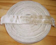 Webpelzband, Farbe beige, Breite 50 mm